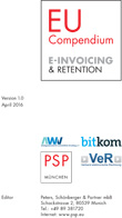 EU-Compendium E-Invoicing & Retention