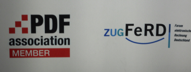 ZUGFeRD PDF-Association